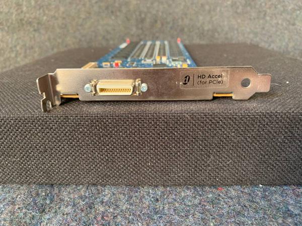 Digidesign Avid HD Accel PCIe Card
